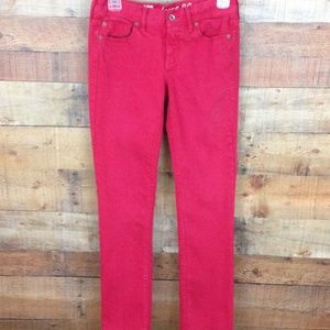 MADEWELL Rail Straight Jeans *Distressed Size 26